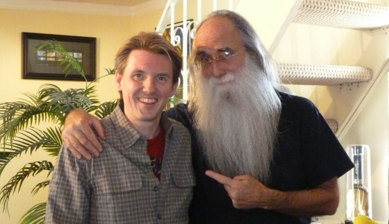 Scott Erickson and Lee Sklar