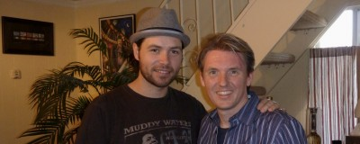 Scott Erickson and Michael Johns