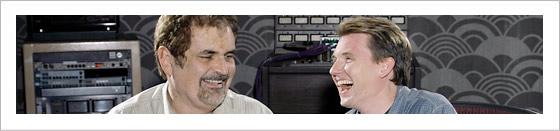 Scott Erickson with Bill Schnee