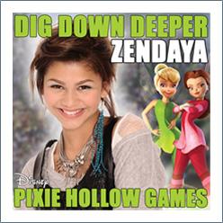 Zendaya, Dig Down Deeper