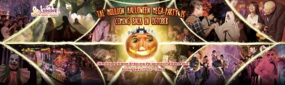 Chimelong Halloween
